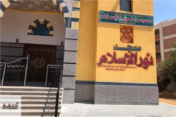 الجمعة المقبلة..وزير الأوقاف ومحافظ الشرقية يفتتحان 24 مسجد إحتفالاً بالعيد القومي للمحافظة