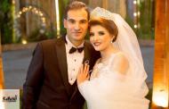 في حفل اسطوري ..محمد وإيناس يكللان حبهما بالزفاف