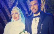 ألف مبروك للعروسين بمناسبة زفاف السعيد