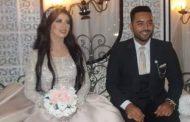 أسمى وأرق التهانى لأجمل عروسين