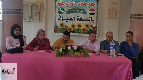 يستكمل رئيس مجلس إدارة شركة مياه الشرب والصرف الصحى تنفيذ مشروعات خدمات الصرف بكافة قرى محافظة الشرقية