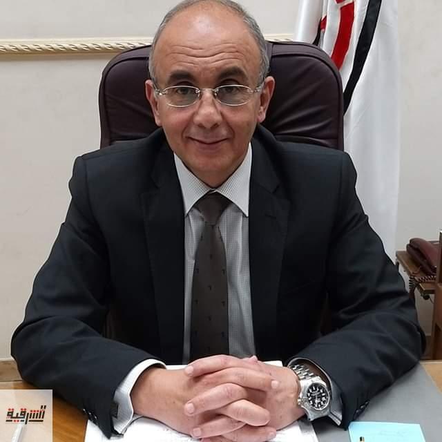 ننشر السيرة الذاتية للدكتور عثمان شعلان رئيس جامعة الزقازيق الجديد