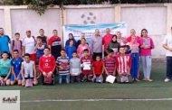 الشباب والرياضة تنظم يوم رياضي وترفيهي تحت شعار