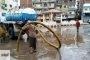 أمطار رعدية غزيرة تجتاح الشرقية وإنقطاع التيار الكهربائي