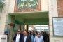 غراب يواصل زيارته المفاجئة بزيارة مدرسة الشهيد أحمد فؤاد بكر الثانوية الصناعية بالزقازيق