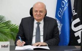 الدكتور خالد عبد الباري رئيساً أكاديمياً لجامعة هيرتفوردشاير الإنجليزية بالعاصمة الإدارية