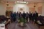 رئيس جامعة الزقازيق يستقبل رئيس المركز القومي للبحوث الإجتماعية والجنائية
