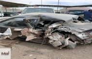 إصابة 7 أشخاص في حادث تصادم مروع ببلبيس