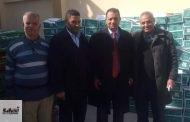 وكيل وزارة التضامن الإجتماعي بالشرقية : توزيع 1000 لحاف علي الأسر الأكثر إحتياجاً لحمايتهم من برد الشتاء