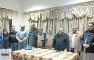 تدشين الصالون الثقافي بالنادي الاجتماعي فى أبوحماد