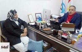 الدكتور يسرى الشرقاوي الخبير الاقتصادي فى حوار خاص لعيون الشرقية الأن