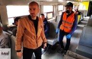 مسعود يقود حملة موسعة لتطهير محطات السكك الحديدية ومواقف السيارات بمحافظة الشرقية