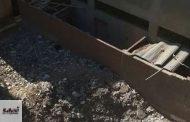 القمامة تهدد صحة المواطنين بشارع صالح الصالحى فى القنايات