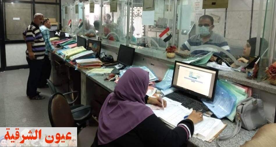 89 ألف و 30 مواطن يتقدمون بطلبات للتصالح في مخالفات البناء العشوائي بالشرقية
