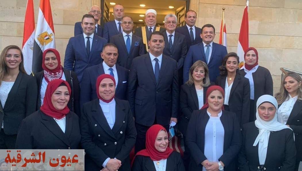 253 مرشح يتنافسون للفوز بـ21 مقعد فى الإنتخابات البرلمانية بالشرقية