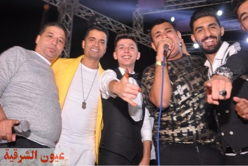 """مشاركة بعض """"نجوم الغناء"""" فى حفل زفاف مدير أعمال """"حسن شاكوش"""