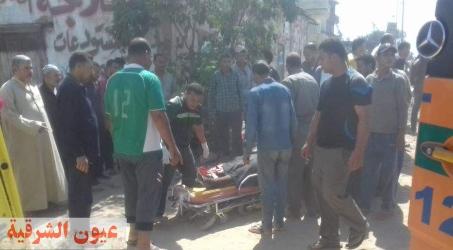 إصابة 11 مواطن في 3 حوادث طرق بالشرقية