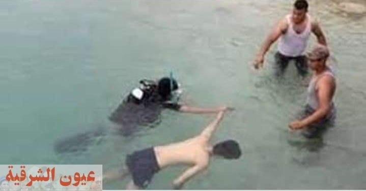 غرق شاب في مياه النيل بالقليوبية